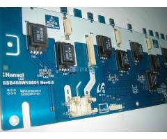SSB400W16S01 , Rev0.5 , LTz400ha07 , kdl-40s5500 inverter board