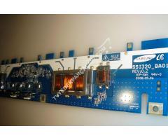 Samsung SSI320_8A01 Lcd Televizyon inverter tv parçası