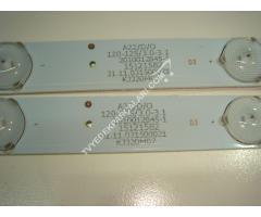 KJ32D08-ZC21F-05 , A22 , D, 7, AWOX 3282 LED TV LEDLERİDİR