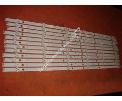 K550WD7 A3 , 183008 , K550WD9 , 55U7750EE PANEL  LEDLERİ
