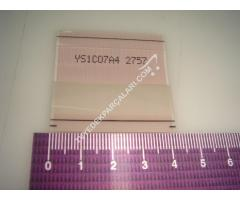 YS1C07A4 2757 , PANEL TCON ARASI FLEX CABLE