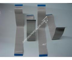 YS0741 , YS0742 , 80 PİN , 48 CM PANEL TCON ARASI LVDS FLEX KABLO