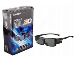SHARP AN-3DG20-B 3D glasses 3D gözlük