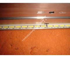 ZPN60600-AB Arcelik 49 66+66 7020cn l v3 24, 55''  , B49L 9783 5S PANEL  ledleri