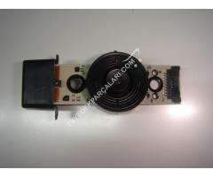 BN96-26411L , UF5000/1.2T , BN41-01976B , UE42F5570SS POWER BUTTON IR BOARD