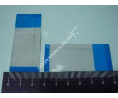VES500UNVL-3D-S01 , 50PF8175 PANEL T-CON ARASI LVDS FLEX KABLO