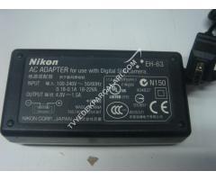 Nikon EH-63 AC ADAPTER , 4.8V , 1.5A