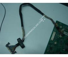 Philips 47PFL5028K ANAKART T-CON ARASI LVDS KABLO