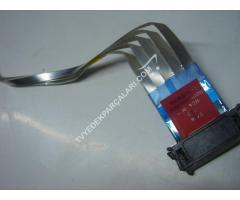 42la620s t con anakart arası flex kablo , EAD62370712 ,  LVDS KABLO ,