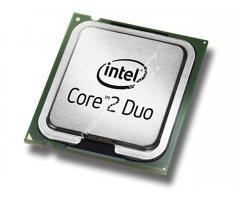 Intel® Core™2 Duo E7400 İşlemci 3M Önbellek, 2.80 GHz, 1066 MHz FSB
