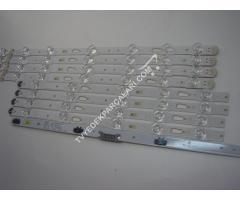 BN41-02475A, S KU6K 43 FL30 , 2D JU6000 , CY-GK043HGEV1H , UE43MU6199U PANEL LEDLERİ