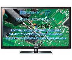 SAMSUNG UE32D5700 SMART TV YAZISINDA KALMA AÇILIP KAPANMA ARIZASI TAMİRİ