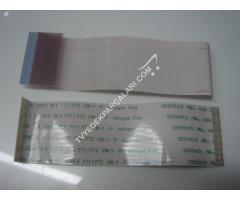 AWM 20861 , 42LM615S-ZE PANEL T CON ARASI LVDS FLEX KABLO