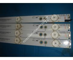 GJ-DLEDII P5-400-D409-V7 , TPT400LA-J6PE1 , 40PFK4509 PANEL LEDLERİ