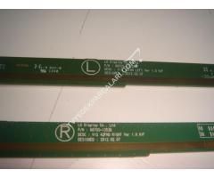 V12 42FHD LEFT , 6870S-1352B , V12 42FHD RİGHT , 6870S-1353B , LC420EUE-SE-F1 , 42LM620S PANEL PCB B