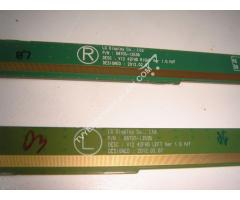 V12 42FHD LEFT , 6870S-1352B , V12 42FHD RİGHT , 6870S-1353B , LC420EUN-SE-M3 , TX-L42EW5 PANEL PCB