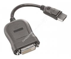 Lenovo DisplayPort to Single-Link DVI-D Monitor Kablo , 45J7915