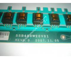 INV40B20D , SSB400W20V01 , REV0.0 , samsung inverter board