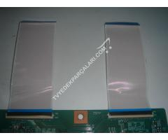LG 32LS3500 PANEL T CON ARASI LVDS FLEX KABLO , Kenmos panelli