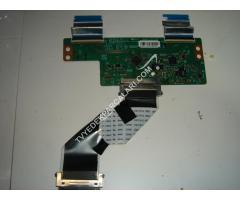 Philips 47PFK6589 T CON ANAKART ARASI LVDS FLEX KABLO