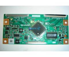 SHARP CPWBN RUNTK 4071TP-ZA lcd televizyon ekran kartı