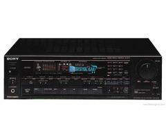 SONY AUDIO VİDEO CONTROL CENTER STR-AV910 (1989)